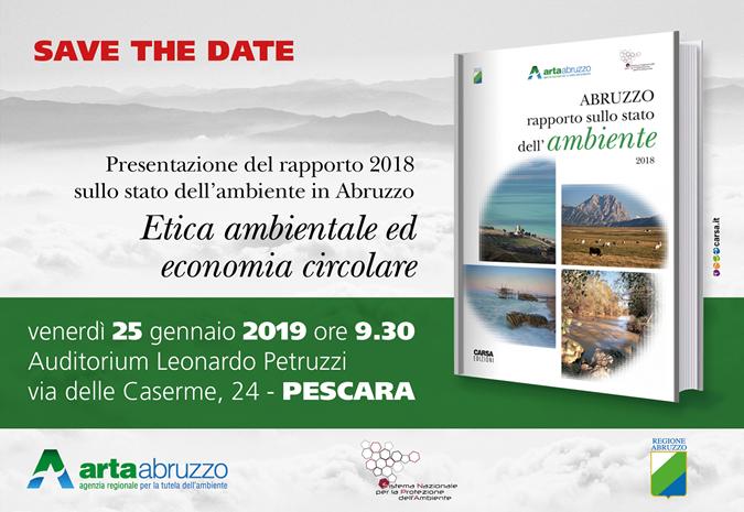 Rapporto stato ambiente 2018