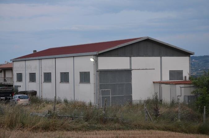 foto del capannone