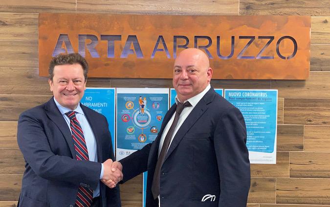 Il dott. Massimo Giusti è il nuovo Direttore Tecnico di Arta Abruzzo
