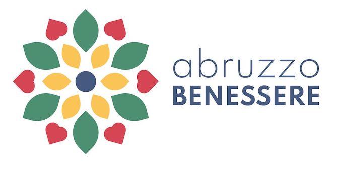 logo abruzzo regione del benessere